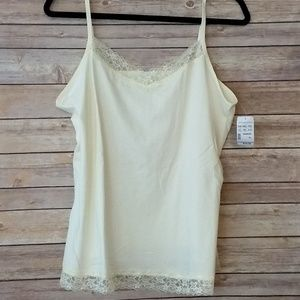 NWT XL Christopher & Banks Camisole